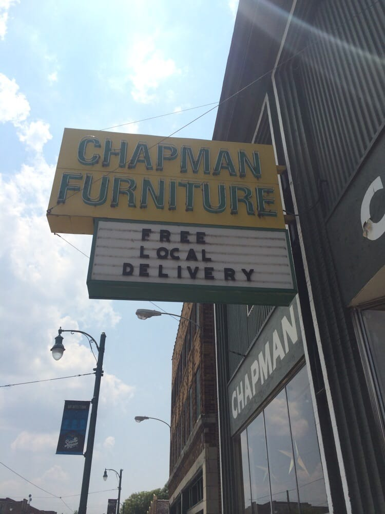 Chapman Furniture Meubelwinkels Downtown Memphis Tn Verenigde Staten Reviews Foto 39 S