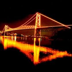Ponte Hercilio Luz, Florianópolis - SC