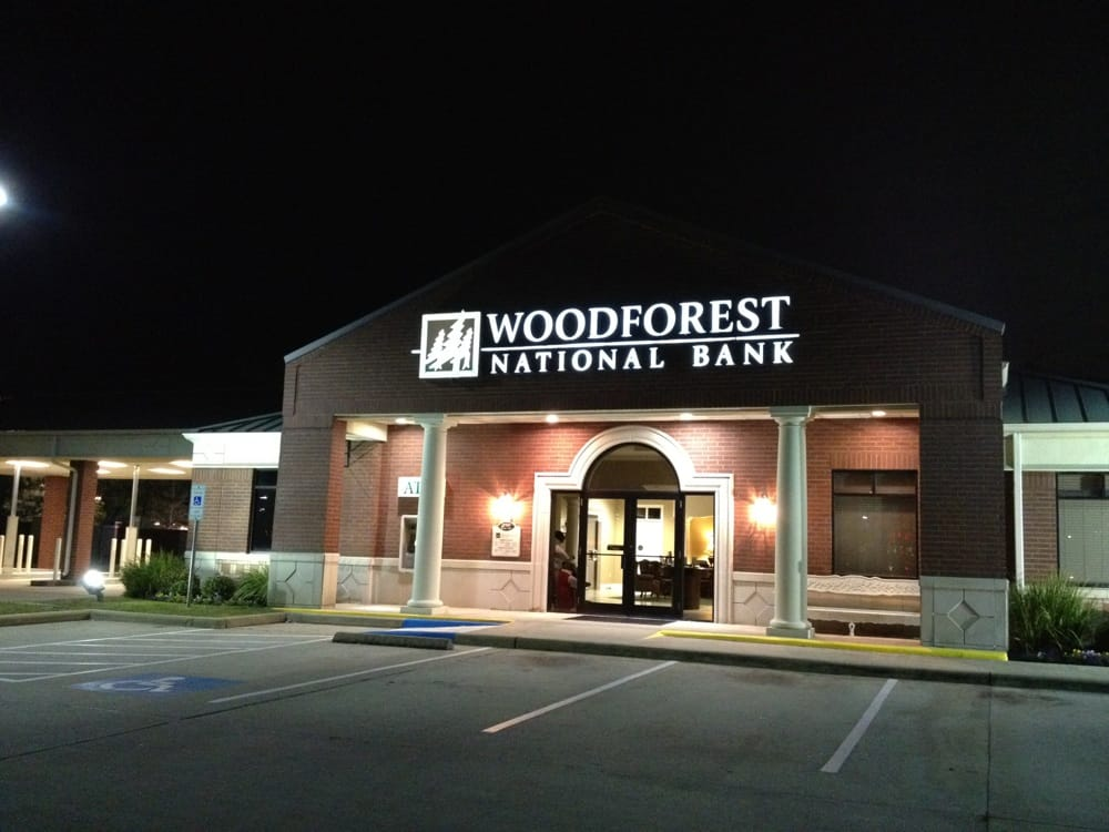 business woodforest bank waynesburg