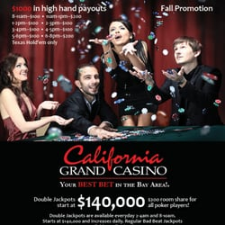 california grand casino 5988 pacheco blvd pacheco ca 94553 united states