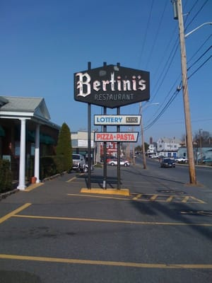 Bertini's Restaurant, Salem, MA