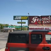 Friends Too - Next to subway, and BP Gas station. - Fort Wayne, IN, Vereinigte Staaten