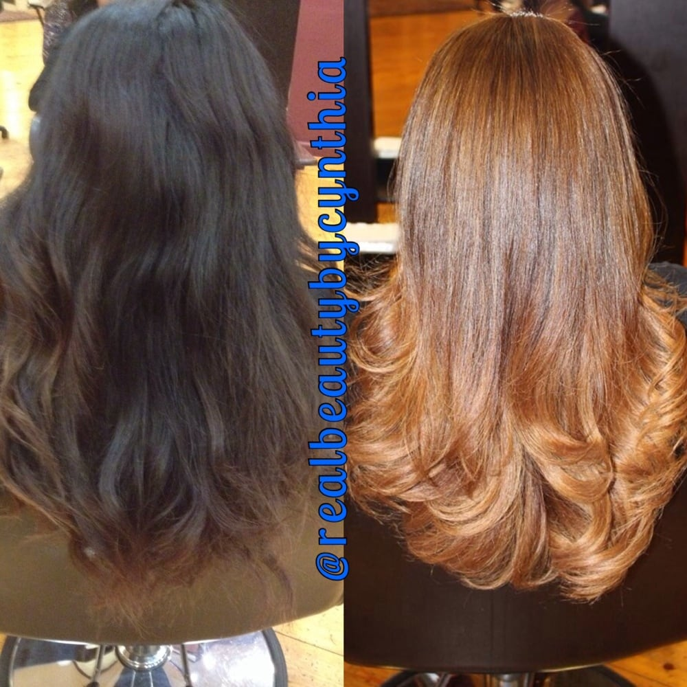 How to get caramel highlights on brown hair brown hairs how to get caramel highlights in brown hair at home pictures pmusecretfo Images