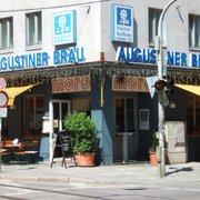 Die Wirtshausbar Moro, München, Bayern