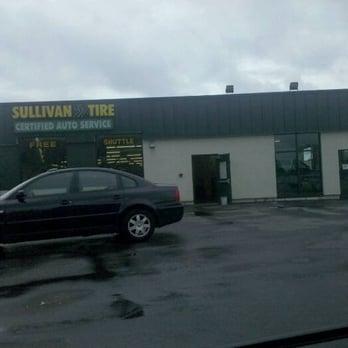 Sullivan Tire Auto Service Garages 1180 Washington