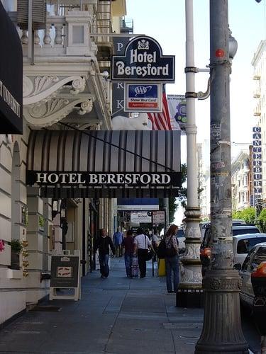 hotel beresford entrance yelp. Black Bedroom Furniture Sets. Home Design Ideas