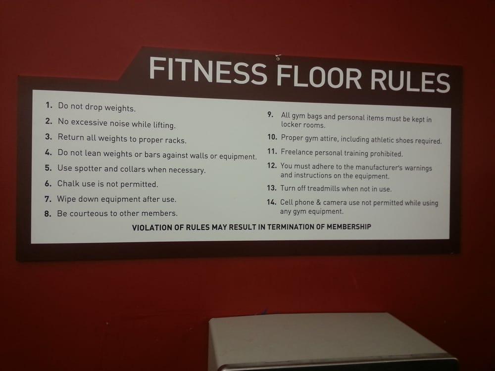 Gymnastics no dating rule
