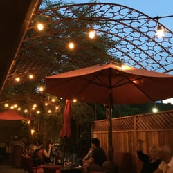 garden cafe sherman oaks ca united states this place looks so cute at night