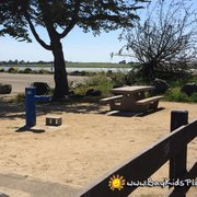 Eastshore State Park - Some benches and tables are also available. http://www.baykidsplay.com/eastshore-state-park/ - Emeryville, CA, Vereinigte Staaten