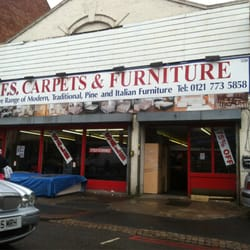Cfs Carpets And Furniture Birmingham West Midlands Uk
