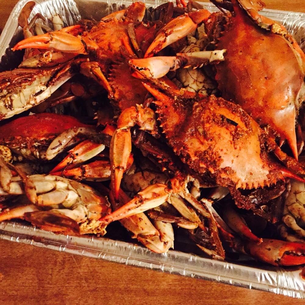 Crab claw west oak lane philadelphia pa yelp for Fish market philadelphia