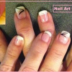 Nail Art Concept, Nice