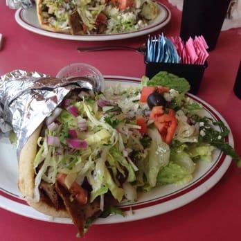 Greek Salad Myrtle Beach