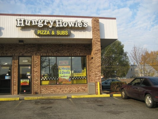 hungry howie s pizza subs garden city mi yelp
