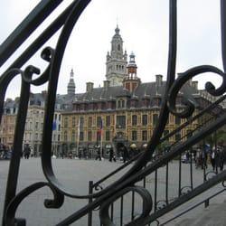 Le vieux Lille, Lille, France