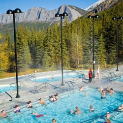 Miette hot springs pool 15 photos swimming pools - Pool flicken ohne flickzeug ...