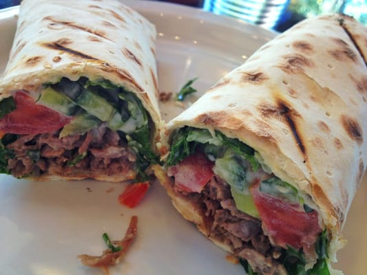 Beef and lamb gyro | Yelp