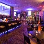 Restaurant und Theke