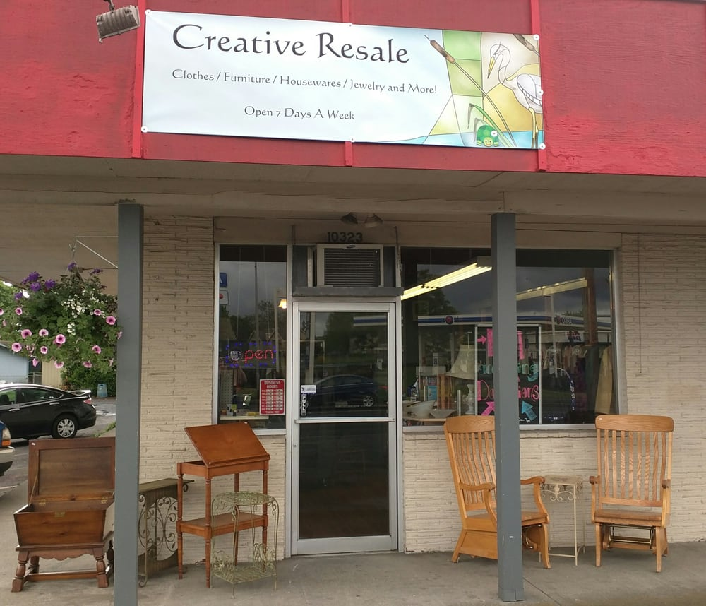 Creative resale thrift stores vancouver wa yelp for Jewelry consignment shops near me