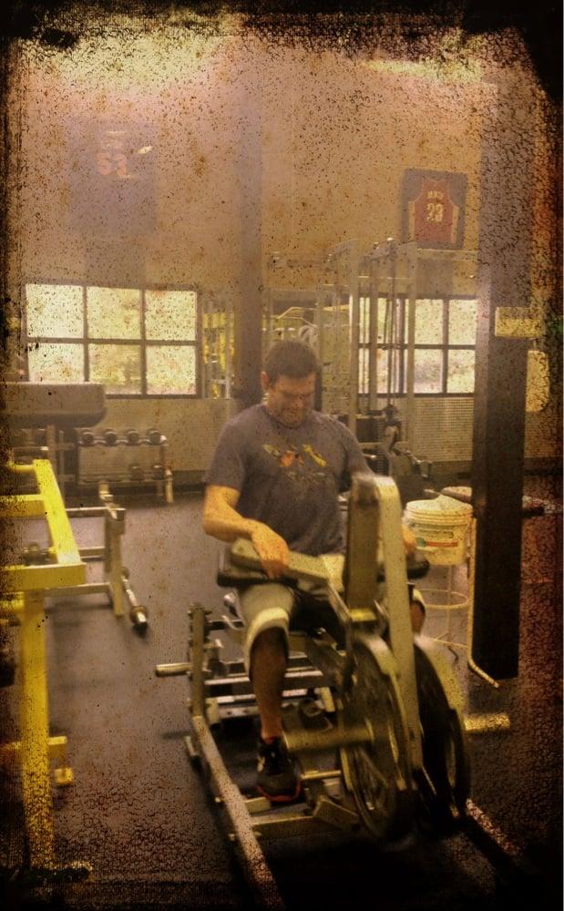 Inside team fitness yelp