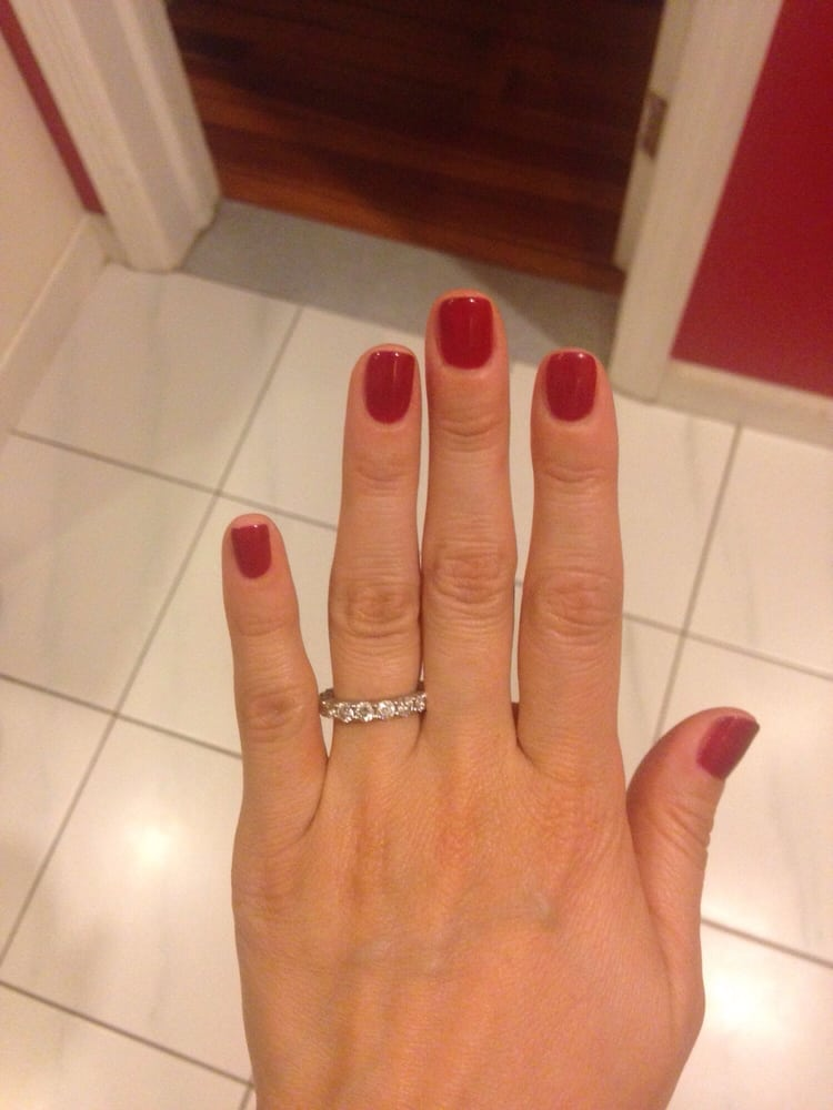 Gel manicure | Yelp