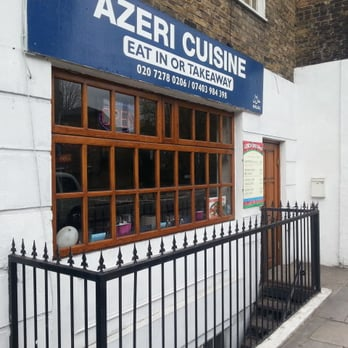 Azeri cousine asian fusion restaurants king 39 s cross for Azerbaijani cuisine london