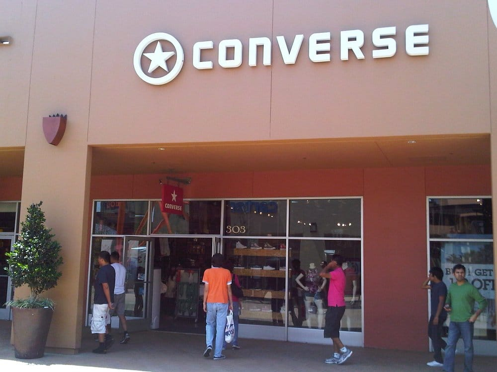 converse outlet store location