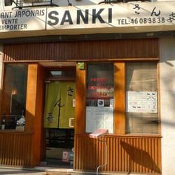 sanki japanese restaurants boulogne billancourt hauts de seine france reviews photos. Black Bedroom Furniture Sets. Home Design Ideas