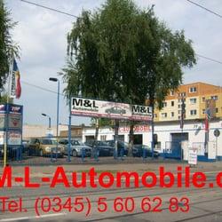 Reifen Reifendienst Autowerkstatt M&L Automobile Inh. Kerstin, Halle (Saale), Sachsen-Anhalt, Germany