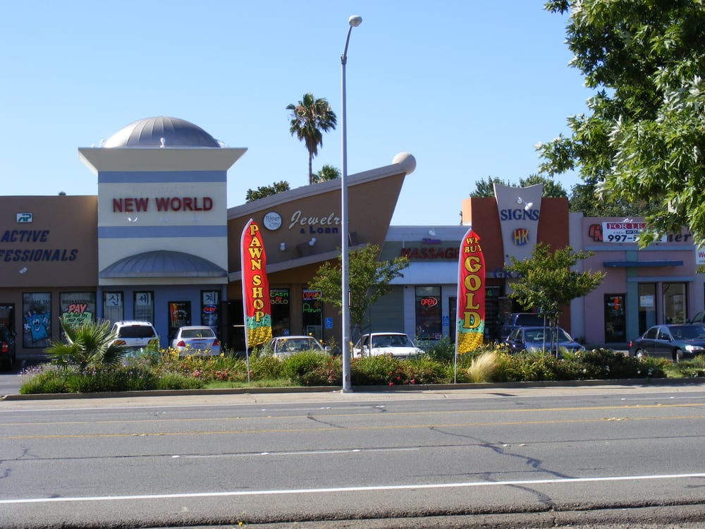 Sacramento loan and pawn