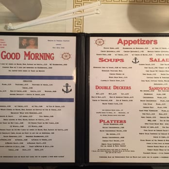 Anchor grill 61 photos southern american restaurants for Old florida fish house menu