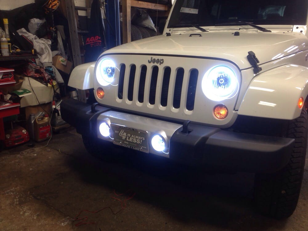 jeep wrangler led headlights 2014 jeep wrangler led. Cars Review. Best American Auto & Cars Review