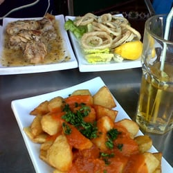 Patatas Bravas - My favourite tapas dish…