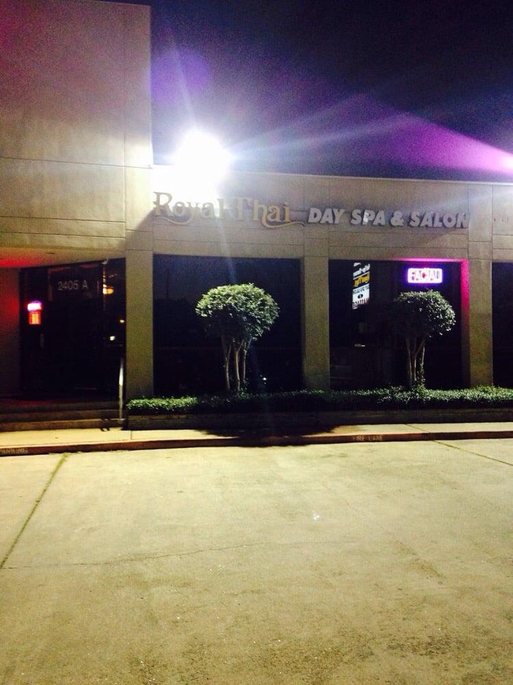 Royal Thai Day Spa Houston Reviews