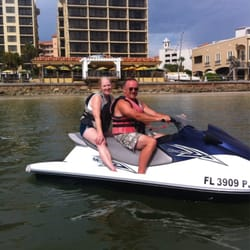 Fin S Jet Ski Tours And Pontoon Boat Rentals Clearwater Beach Fl