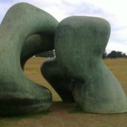 Yorkshire Sculpture Park, Wakefield, West Yorkshire