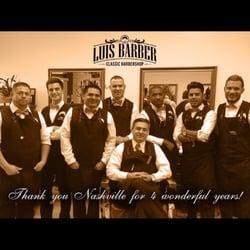 Barber Nashville : Luis Barber Classic Barber Shop - Nashville, TN, United States. The ...