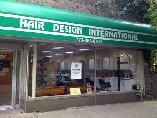 Hair design international hyde park chicago il for 57th street salon hyde park