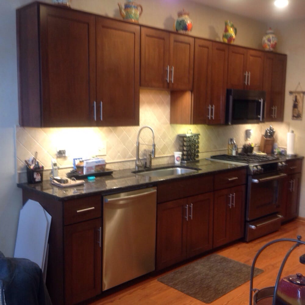 Custom Wood Cabinet Refacing Contractors Lansing Il