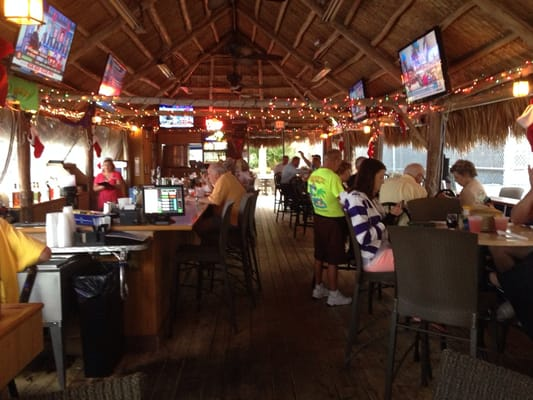 Dolphin Tiki Bar And Grill Marco Island