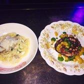... Las Vegas, NV, United States. Duck confit Pasta & Slow Roasted Octopus