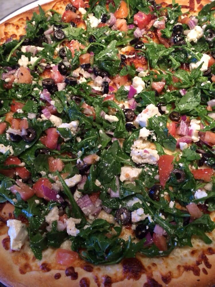 Bella pizza ferm pizza 401 hackensack st for Pizzeria gina st priest menu