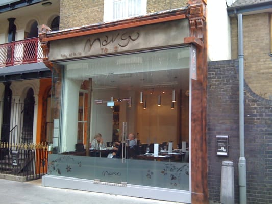 Mango Tree Indian Restaurant London Bridge