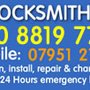 Locksmiths Wood Green