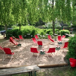 Strandcafe, Wuppertal, Nordrhein-Westfalen, Germany
