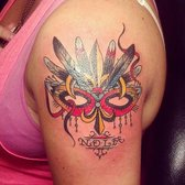Downtown tattoo tattoo marigny new orleans la for Sister in law tattoos