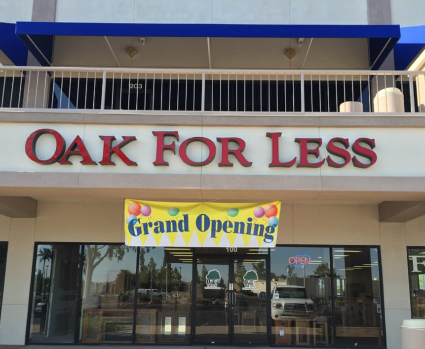 Oak For Less Furniture Furniture Stores Mesa Az Photos Yelp