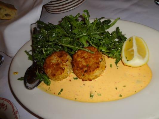 Maggiano's Restaurant Copycat Recipes: Jumbo Lump Crab Cakes