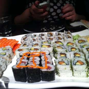 Hi Sushi - All you can eat sushi - London, United Kingdom