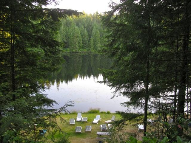 Lake Bronson Club Family Nudist Park - Lakes - Sultan, WA